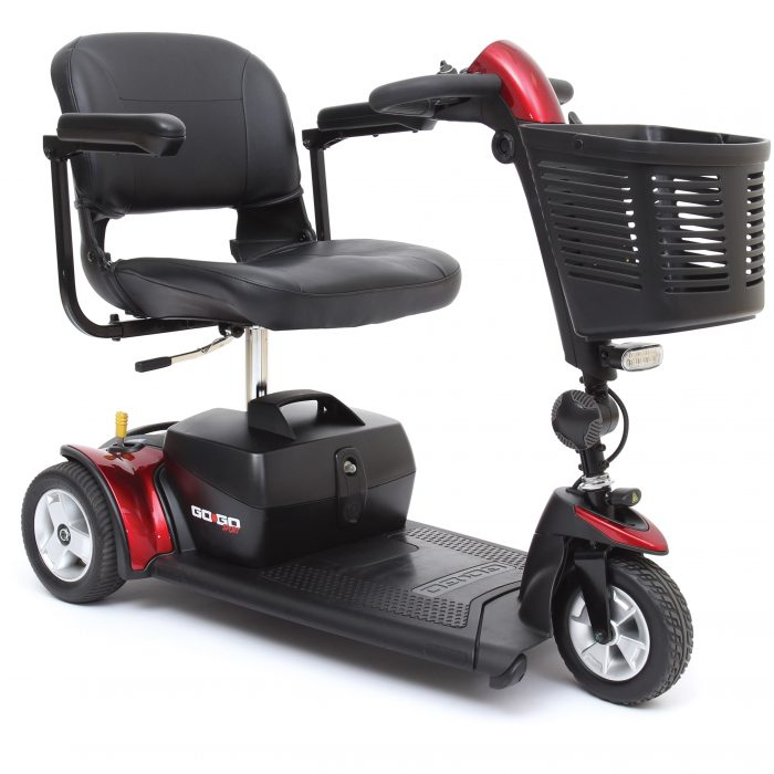 3-Wheel Travel Scooters