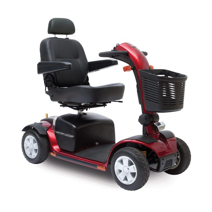 4-Wheel Scooters