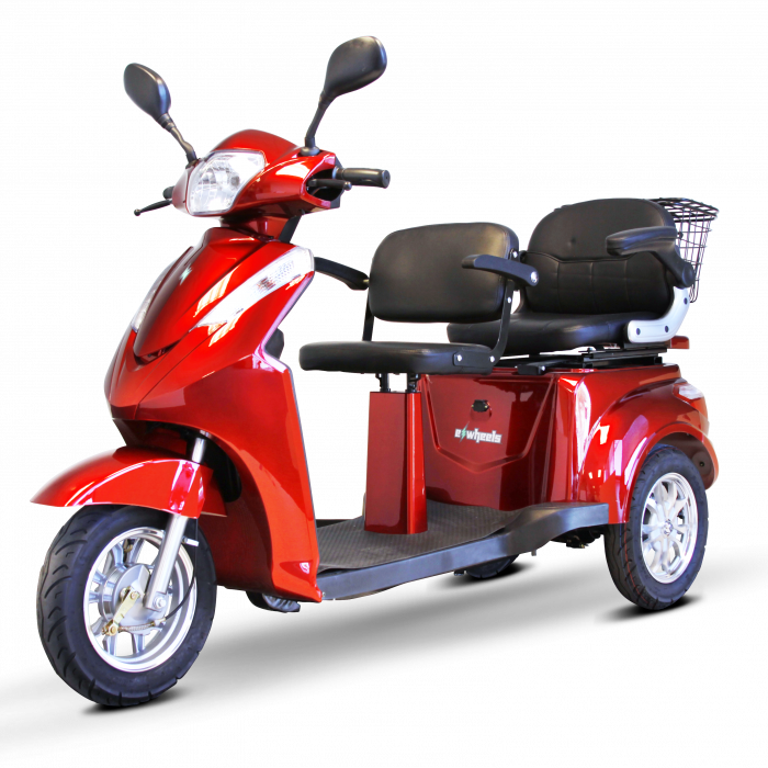 Two-Person Scooters
